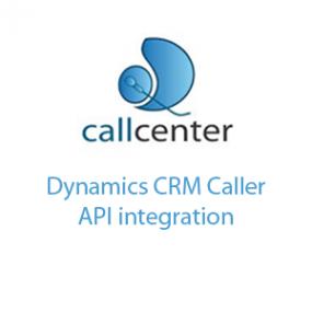 Dynamics CRM Caller API integration