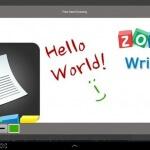 Zoho Writer Training & Consultants